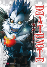 Death Note 3. DVD